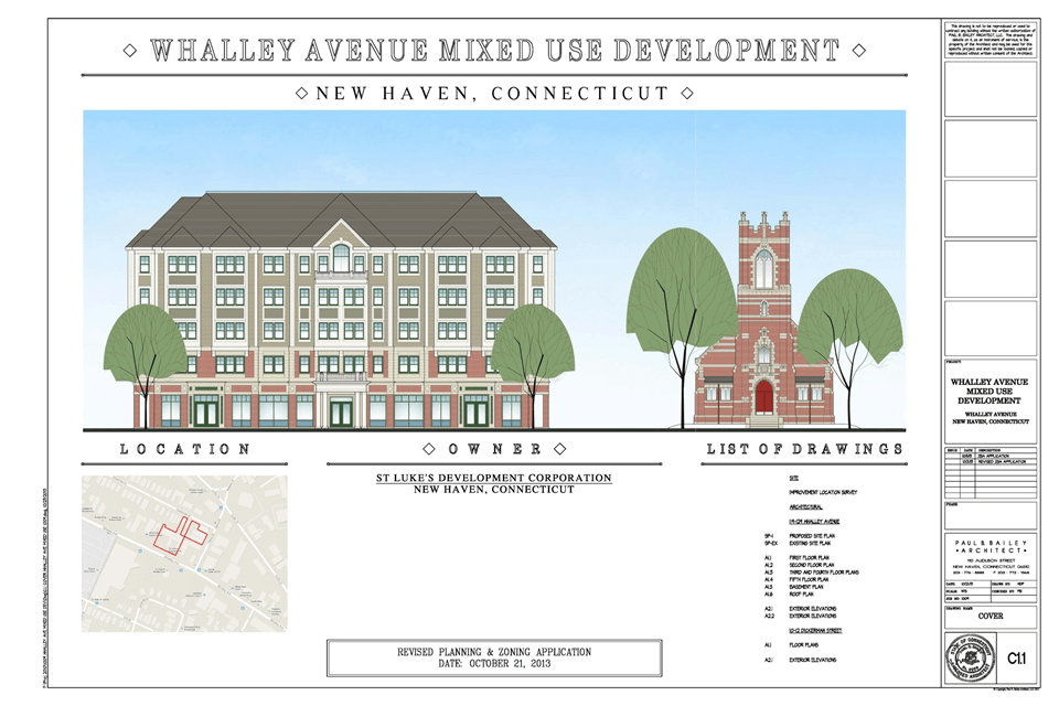 129 Whalley Ave Plan