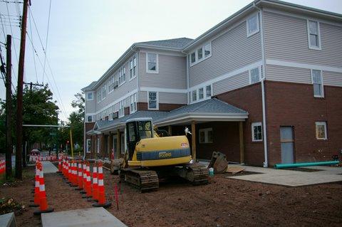 Josephine Gray Snr Housing Under Construction